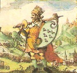 Intentando decodificar el significado del rey Arturo. 260px-Ambrosius