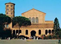 Basilica De San Apolinar In Clase Ecured