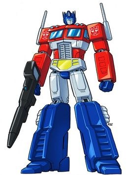 Optimus prime ecured - Optimus prime dessin ...