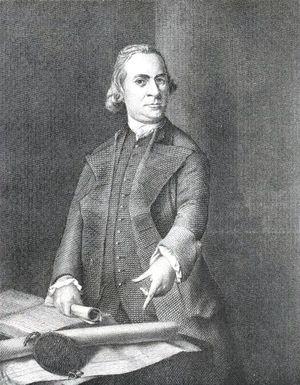 Samuel Adams (1722-1803) Photograph by Granger