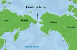 Estrecho De Bering Ecured