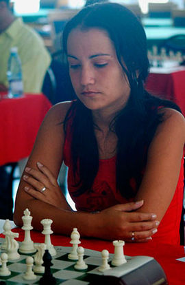 Cuban Miranda ranks Third in Women´s Continental Chess Championship