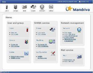 mandriva business server