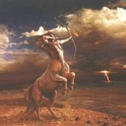 Centauro famoso por ser maestro de los grandes héroes griegos 904e36bc1c191