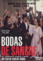 Portada de la película de Carlos Saura