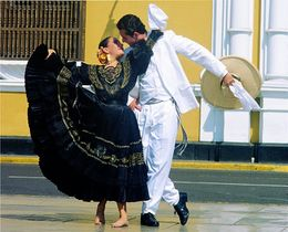 Danza de la Marinera Norteña - EcuRed