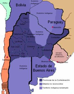 Confederacion Argentina Ecured