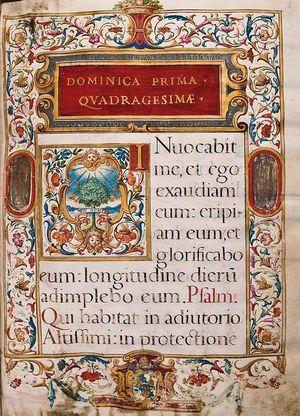 Manuscrito miniado - EcuRed