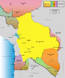 Bolivia Ecured