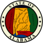 Escudo de Alabama