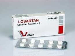 para que sirve el medicamento losartan 100 mg