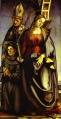 Augustine, Catherine of Alexandria, and Anthony of Padua.JPG