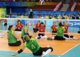 Cuales son las posiciones de los jugadores de voleibol
