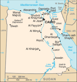 Egypt-CIA WFB Map.png