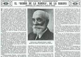 Diario de la Marina EcuRed