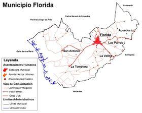 Florida Municipio Ecured