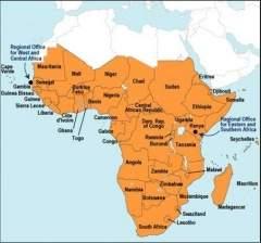 áfrica Subsahariana Ecured