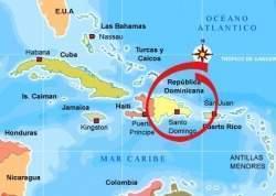 La Espanola Isla De Haiti Y Republica Dominicana Ecured