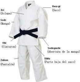 Judogi - EcuRed