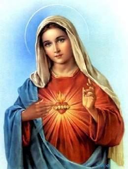 Virgen María - EcuRed