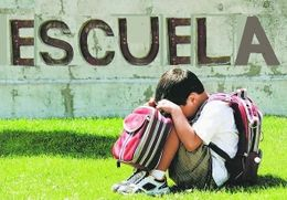 Resultado de imagen para imagenes Didaskaleinofobia, miedo a ir a la escuela.