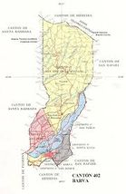e8cc5d32179 Ubicación en el mapa de Barva
