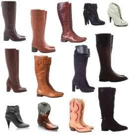 a91dac109ef Bota tipo de calzado que cubre el pie y parte del tobillo; en ocasiones  llega hasta la rodilla o la ingle.