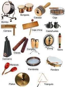 6128ed94407d Instrumento de percusión - EcuRed