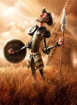 Don Quijote de la Mancha - EcuRed